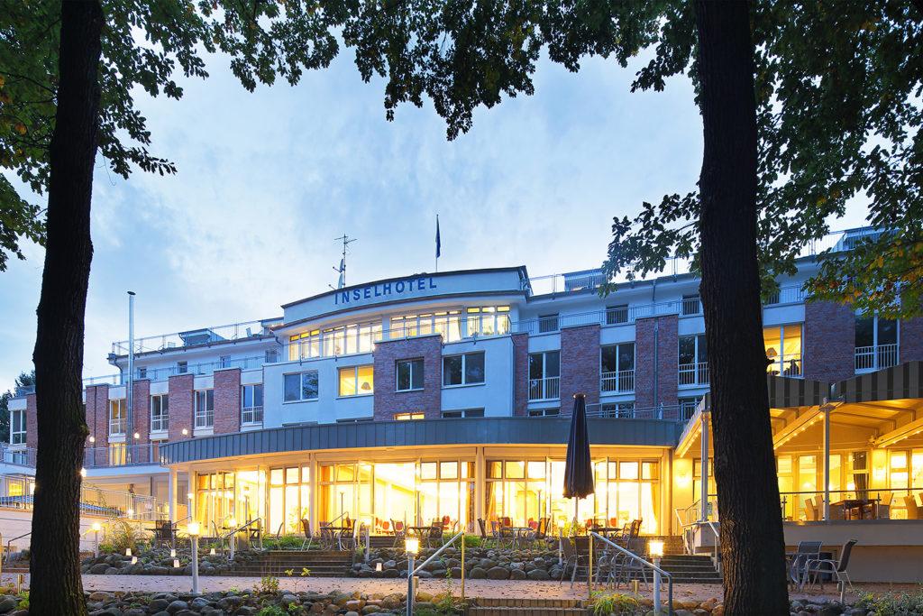 Inselhotel Potsdam Hotel Urlaub Auf Der Insel