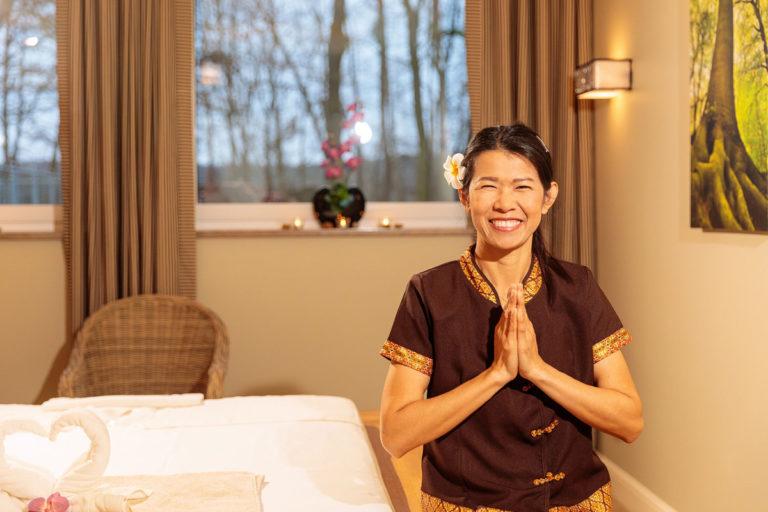 Thai massage in potsdam