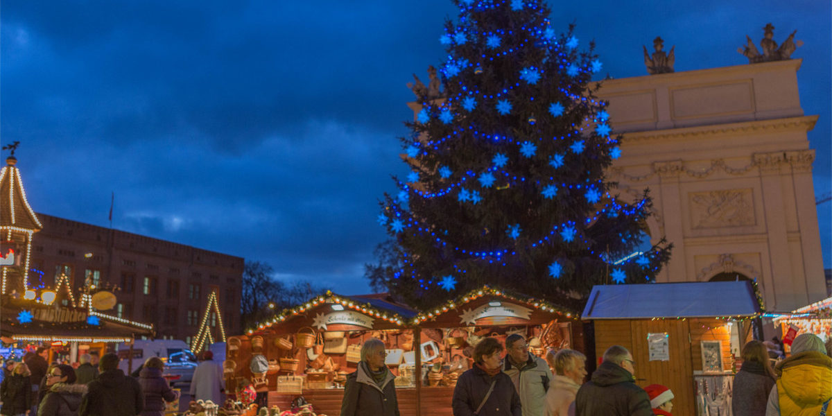 Potsdamer Weihnachten - INSELHOTEL Potsdam