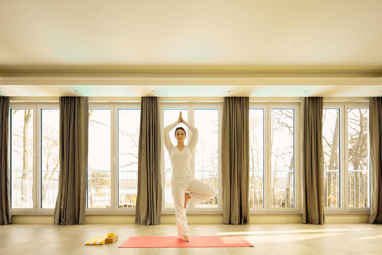 Yoga Wellness Weekend Inselhotel Potsdam