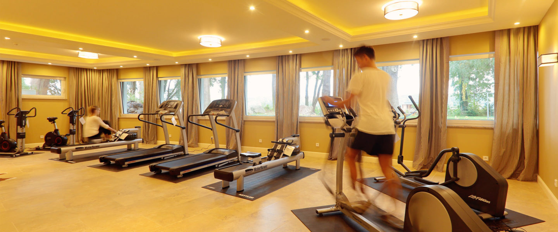 INSELHOTEL Potsdam Fitnessraum
